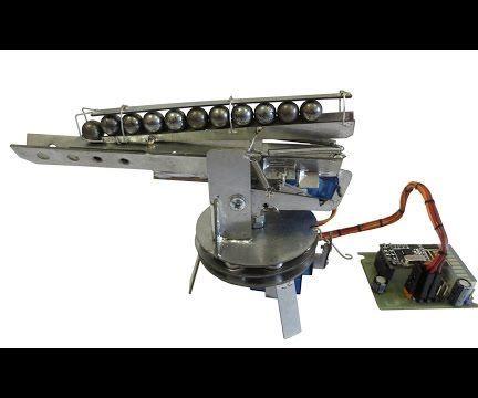 How to make a robot for children (Sentry Gun)