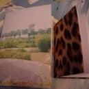 notebook made old photo...libreta hecha con una foto vieja...