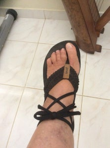 From Flip-flops to Sandals a One Minute Hack