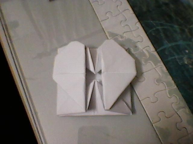 Origami Secret Heart