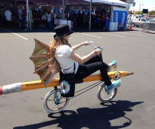 How a Bike Is Faster Than a Car