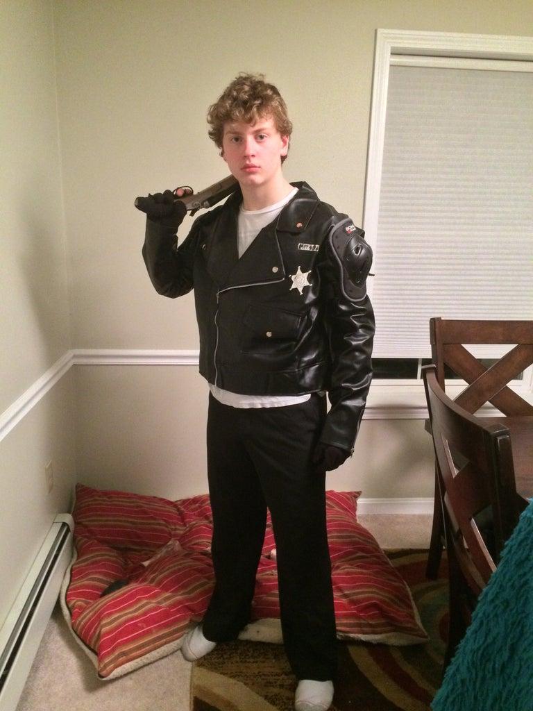 Mad Max: Max's Costume
