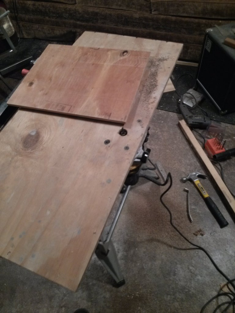 Starting the Table