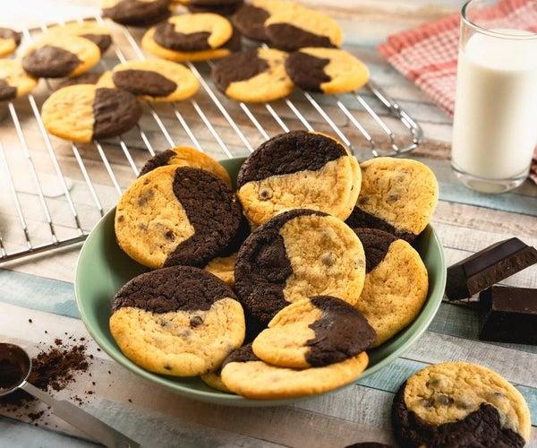 布鲁克斯 - 布朗尼和饼干