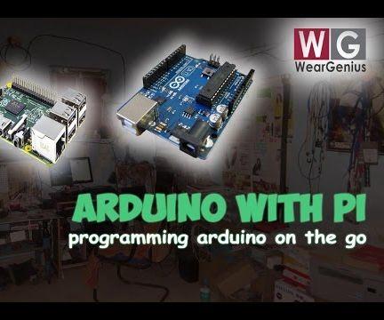 Programming Arduino got Portable | Raspberry Pi
