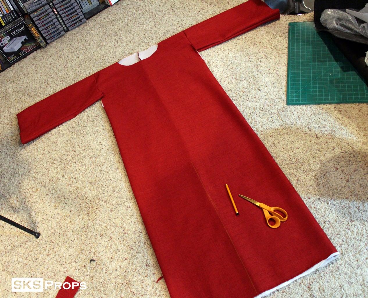 Tech Pirest Robe - Basic Form
