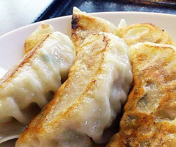 How to Cook a Chinese Dumpling!