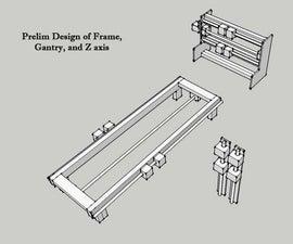 DIY CNC Carving Machine