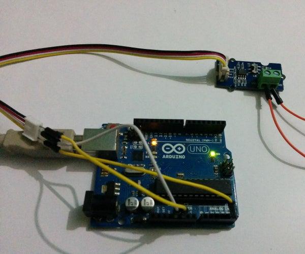 Grove Voltage Divider