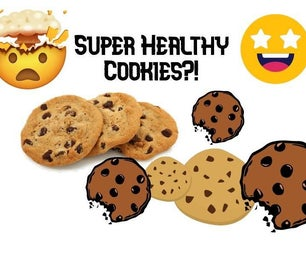 6 Solid Tips to Make Healthier Cookies