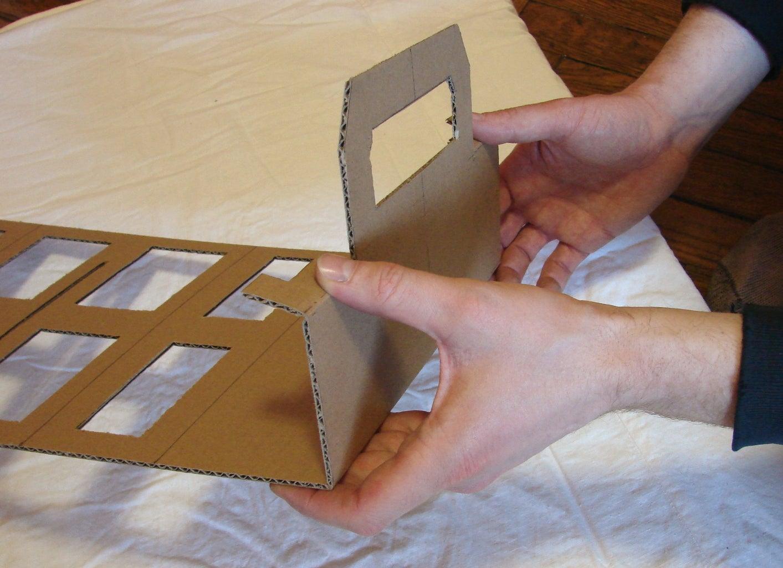 Cardboard Bender