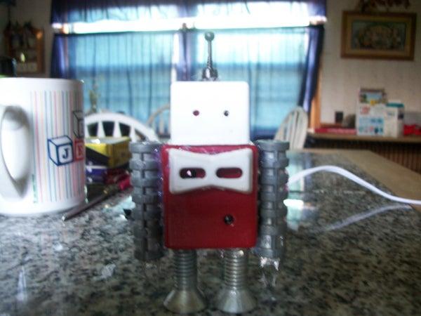 Build Your Own Mini Robot!