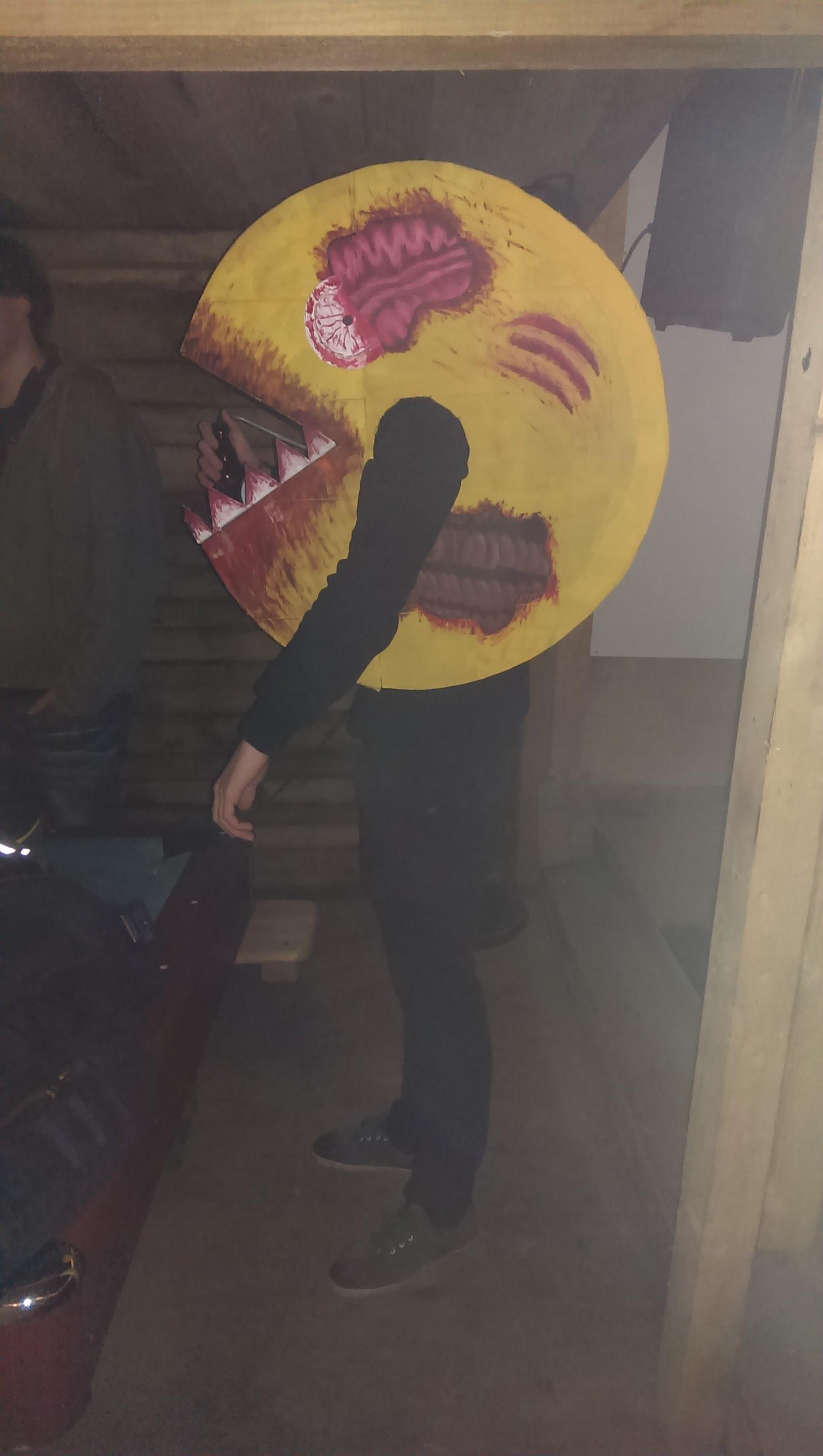 Zombie Pacman Halloween Costume