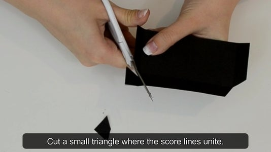 Making the Pocket: Score and Stick