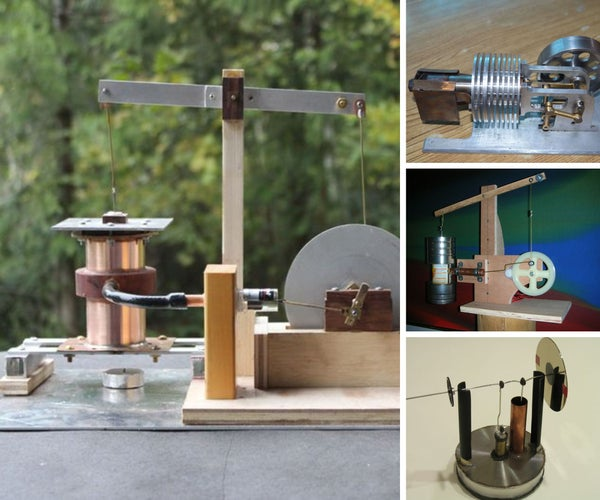 Stirling Engines