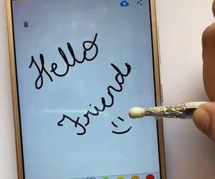 DIY简易手写笔