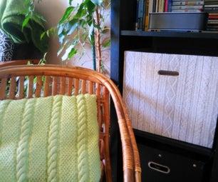 Cardboard's Drawer for Book Shelving