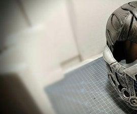 Mortal Kombat 2021 Inspired Sub Zero Mask DIY Build