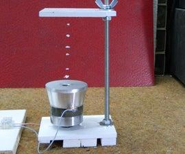 Ultrasonic Levitation Experiment