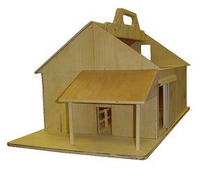 Barn, Toy