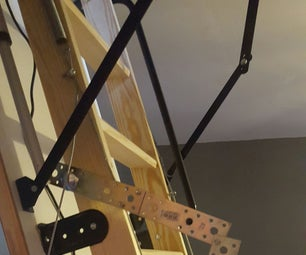Automatic Loft / Attic Ladder