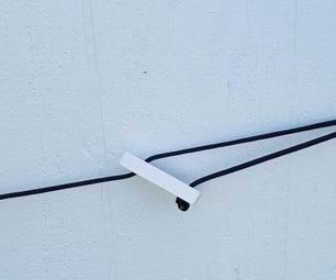 Make Adjustable Rope Tensioners