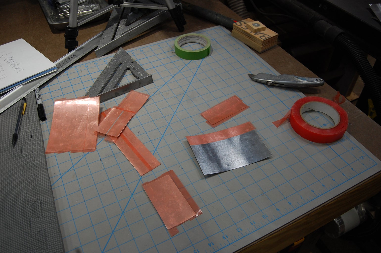 Sheet Metal Patchwork