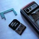 Nokia 3230 memory card adapter