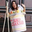 Cup Noodles Costume