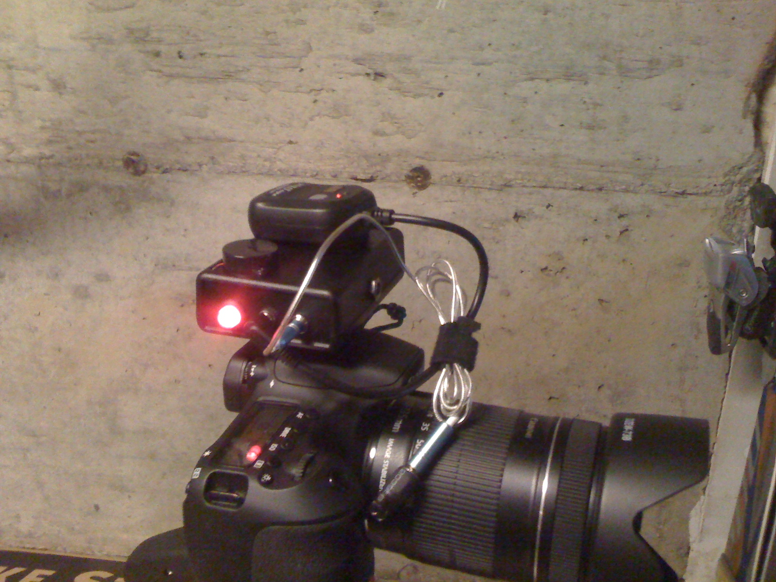 Remote Canon DSLR Video Trigger