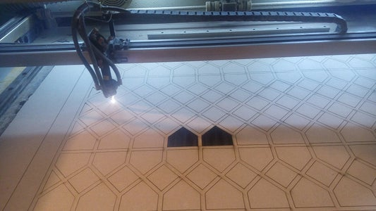 Cutting With Laser Cnc Machinery