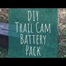 DIY Trail Cam Battery Pack