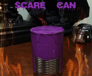 Scare Can (For People AND Cats)