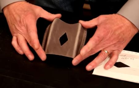 Bend Tissue Holder