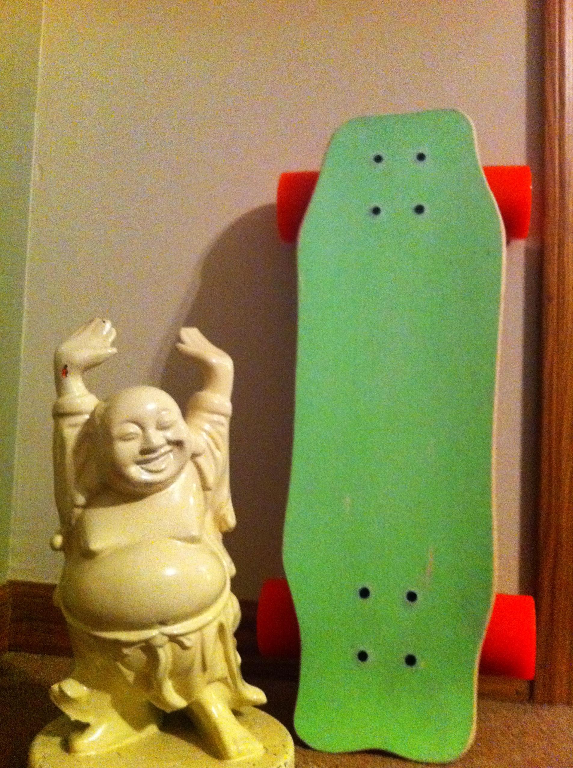 Krylon Cruiser Skateboard