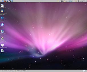 Transform Ubuntu 8.04 to Look Like Mac OSX