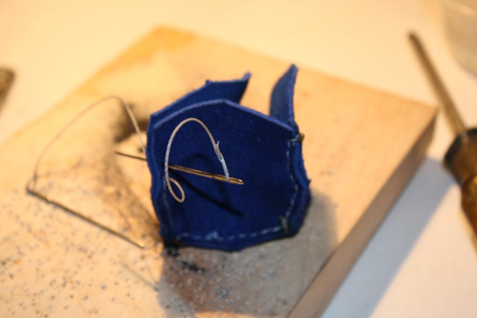 Stitching! Part One