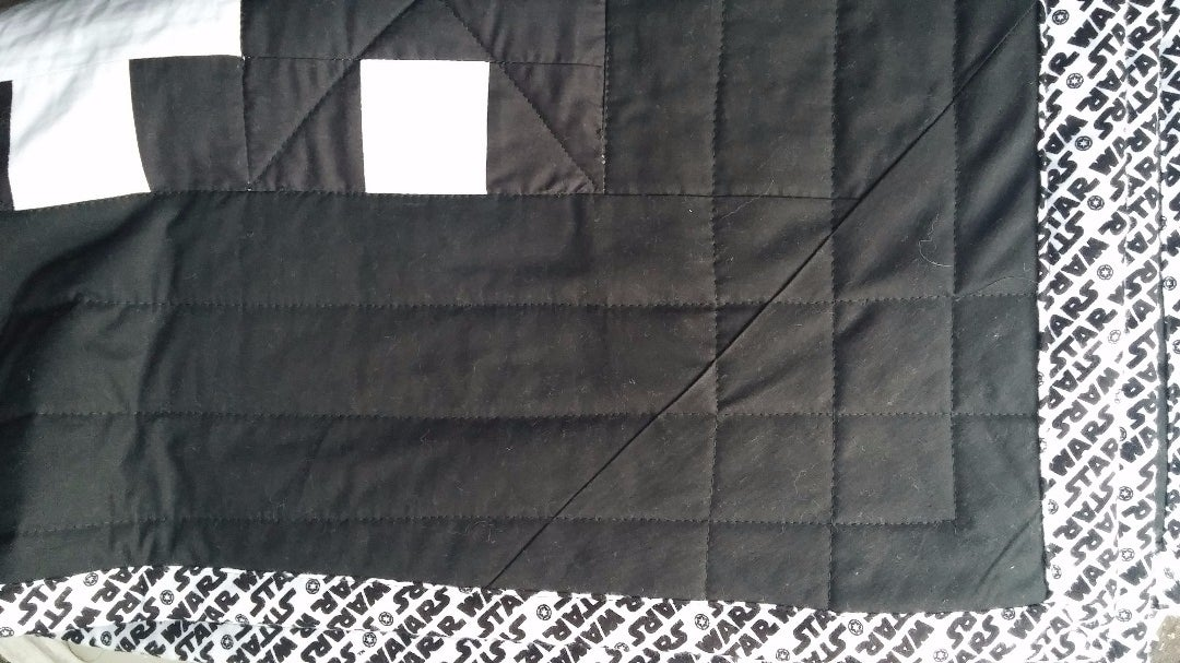 How to Quilt on Your Plain Ol' Sewing Machine.