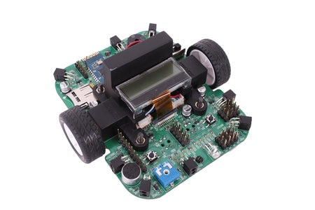 Two Wheel Robot Design & Simulate