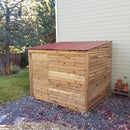 Reclaimed Nearly Free Tool Shed