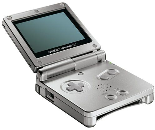 Charging a gameboy advance sp with no charger