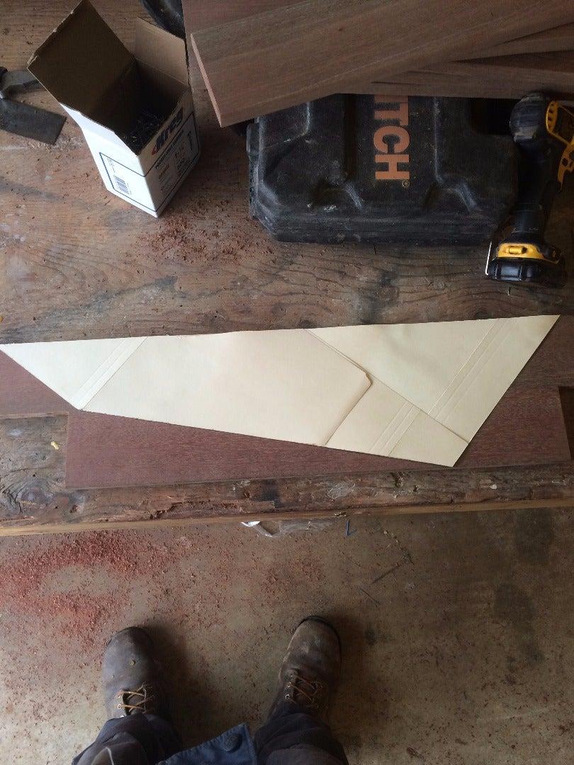 Cut Your Diagonal Pieces