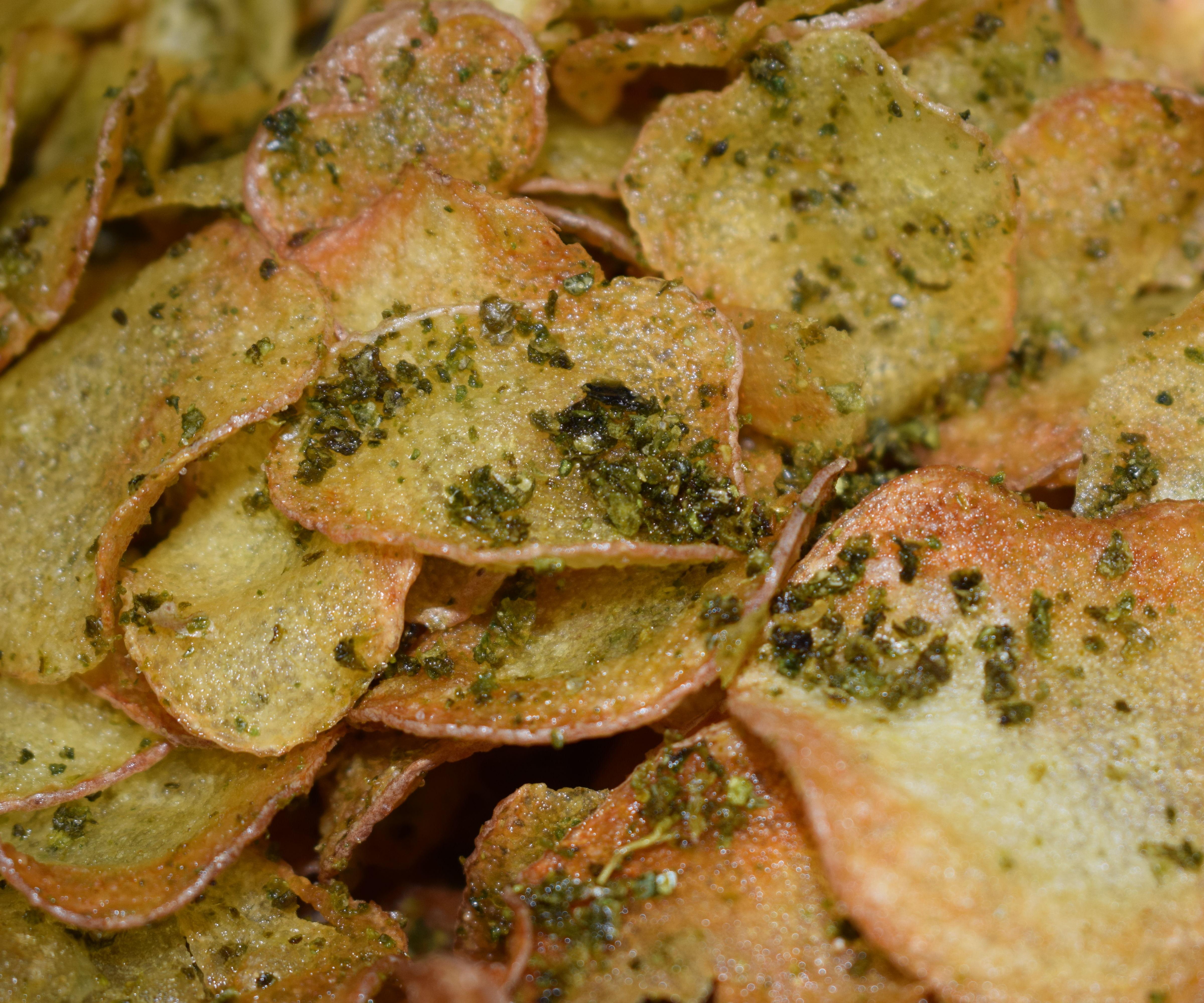 Jalapeño Potato Chips