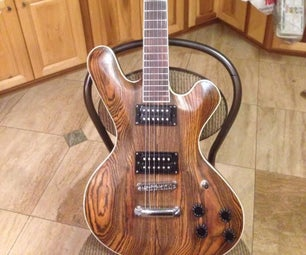 A Great Guitar Build