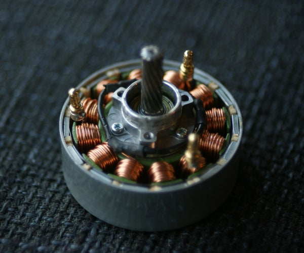 Upgrade/Replace Brushless Motor Magnets