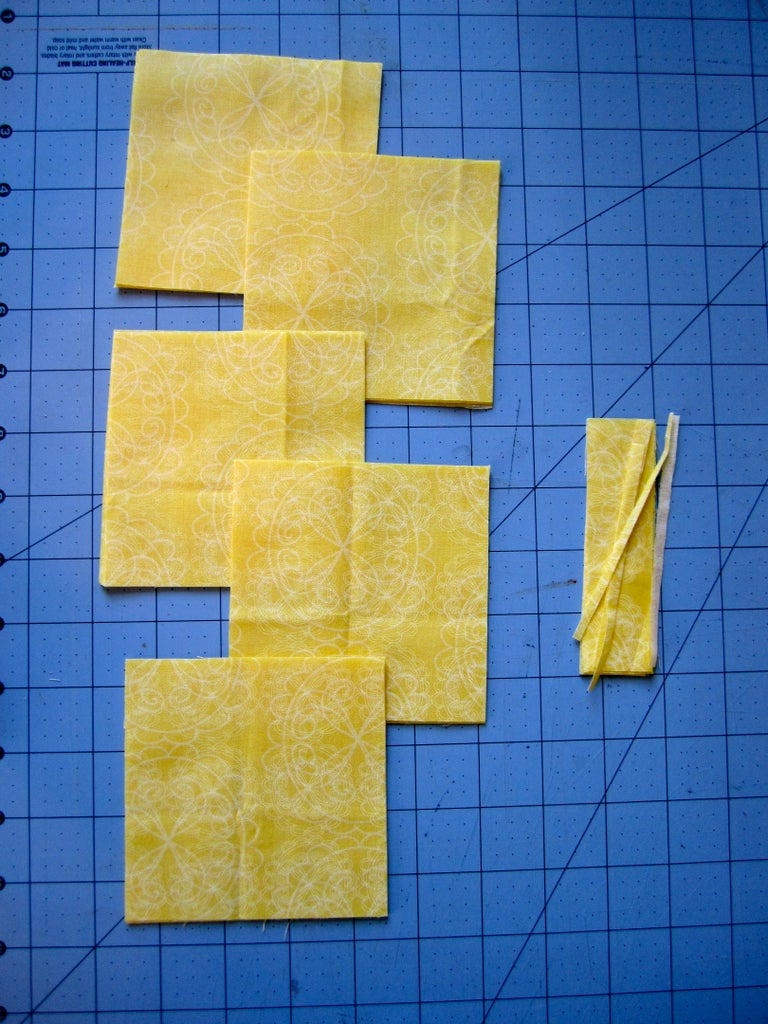 Cutting Your Squares.