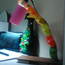 CHEAP ADJUSTABLE DESK  LAMP