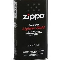 Low Odor Zippo Lighter Fluid DIY