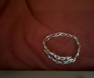 Easy Aluminum Wire Bracelets