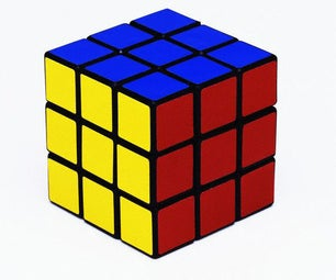 Solve a Rubiks Cube the Wrong Way